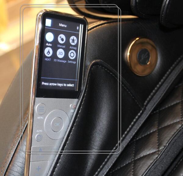 Galaxy Plus Massasjestol - fjernkontroll