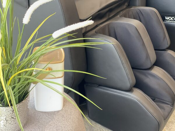 Atmos massasjestol med venøs pumpemassasje