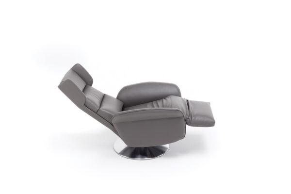 Amsterdam løftestol fra world of comfort - liggende stilling