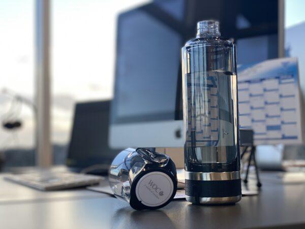 Hydrogen vannflaske Hydrogen vannflaske for bedre helse
